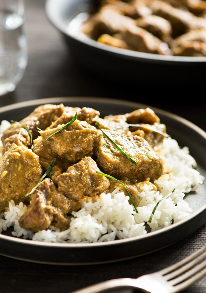 Malaysian Beef Rendang from Curious Nut
