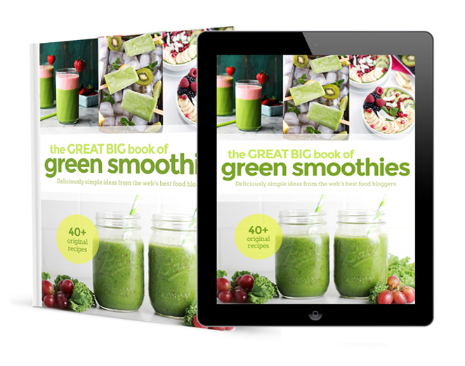 The Great Big Book of Green Smoothies
