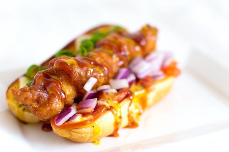 Kid Friendly Recipe Corn Dog Muffins together with Chicken Tender Hotdogs Honey Mustard Bbq Sauce besides Quick Dinner Ideas 39 moreover Foodbuzz 24x24 Hot Diggity Dog also Targets Best Weekly Deals 630 76. on hebrew national corn dogs